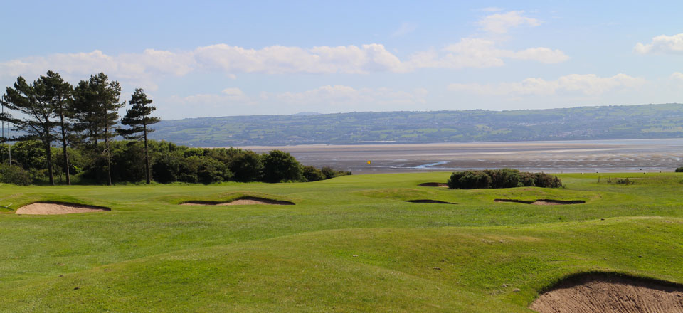 Caldy Golf Club Hole 3