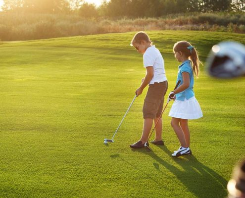 Junior Golf Programme
