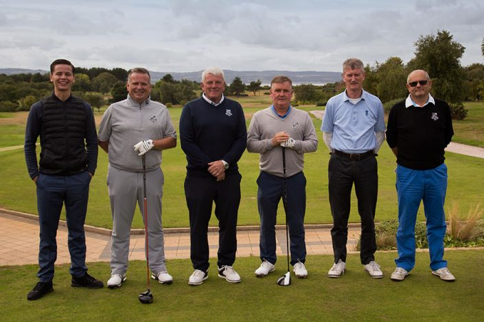 Captain's Prize Finalists at the 1st Tee