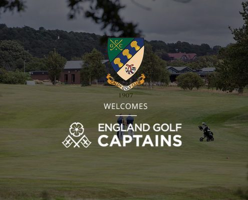 CGC welcome England Golf Captains