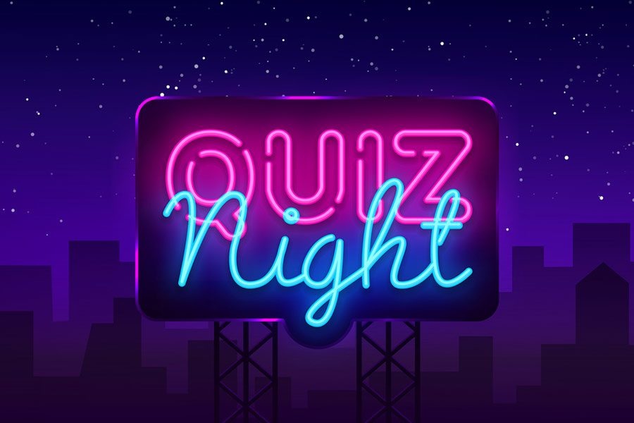 Quiz Nights 2018 / 19
