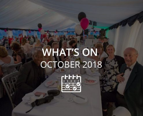 What's On - October 2018