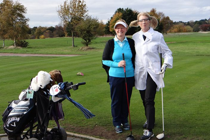 Lady Captain's Drive In 2018