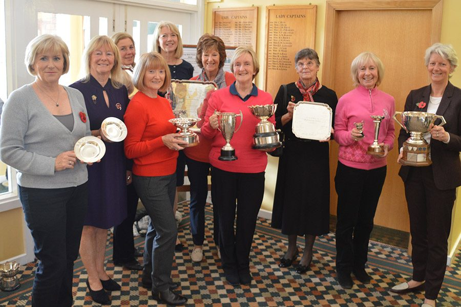 Ladies' AGM 2018