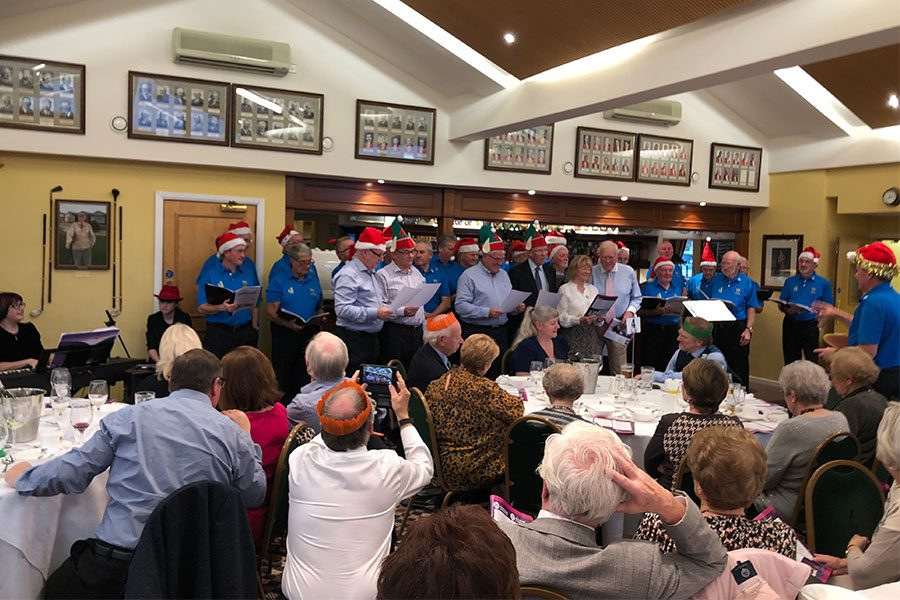 200 Club Christmas Lunch