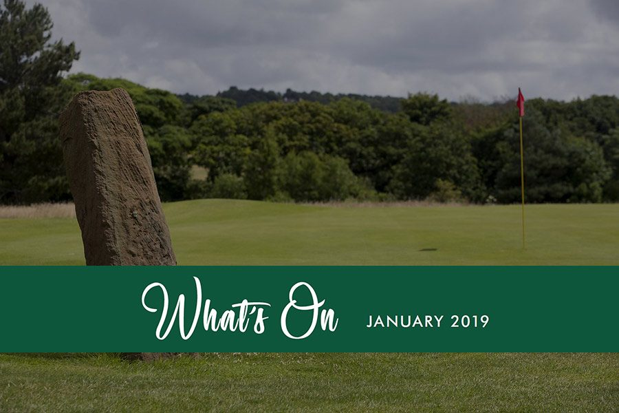 What's On – January 2019