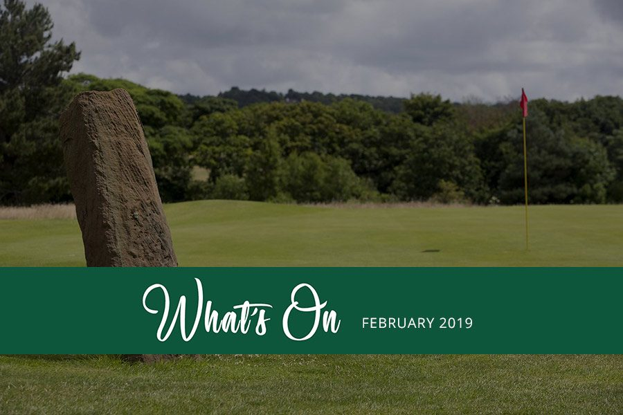 WHAT'S ON – February 2019